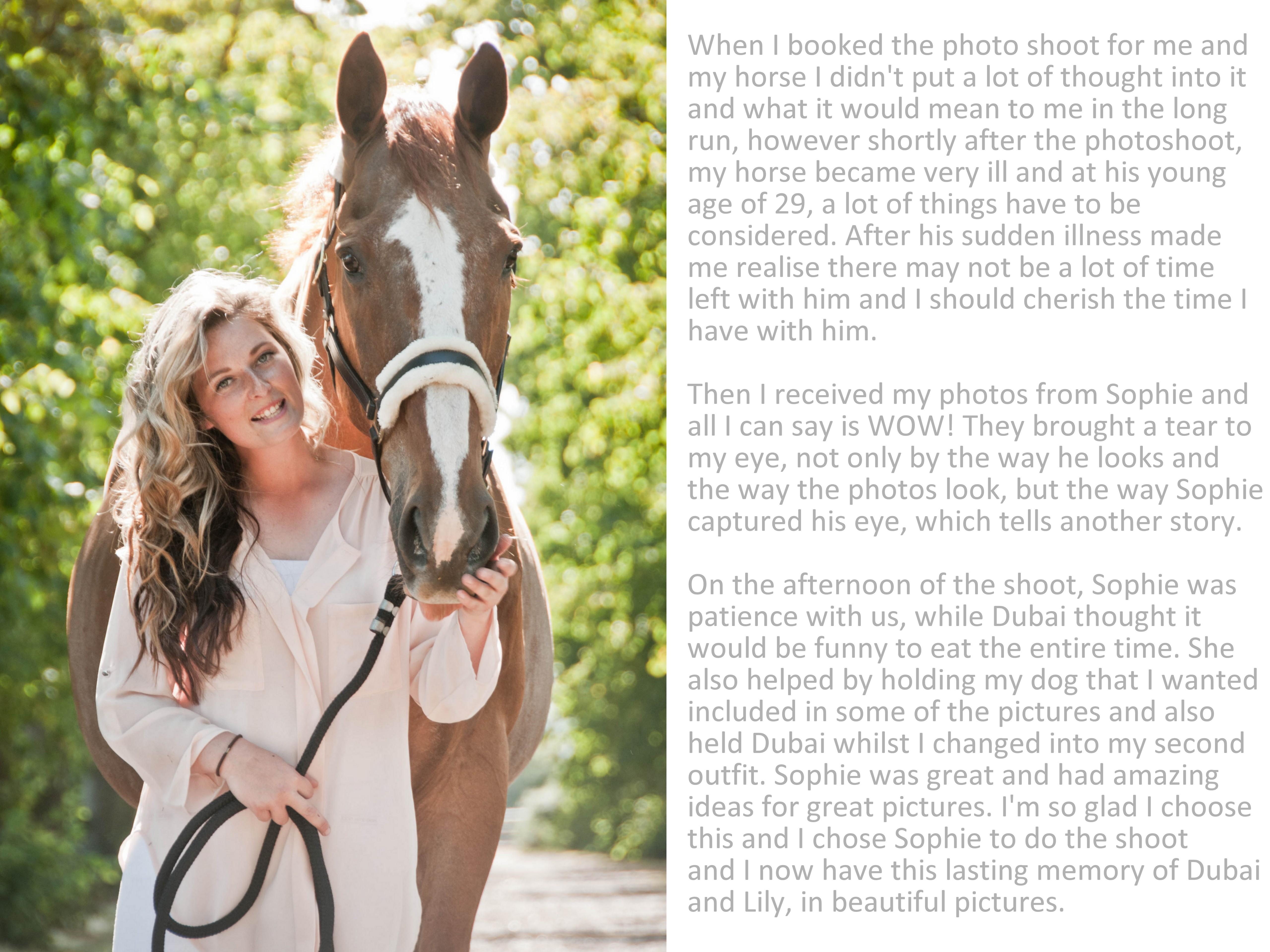 Becky & Dubai