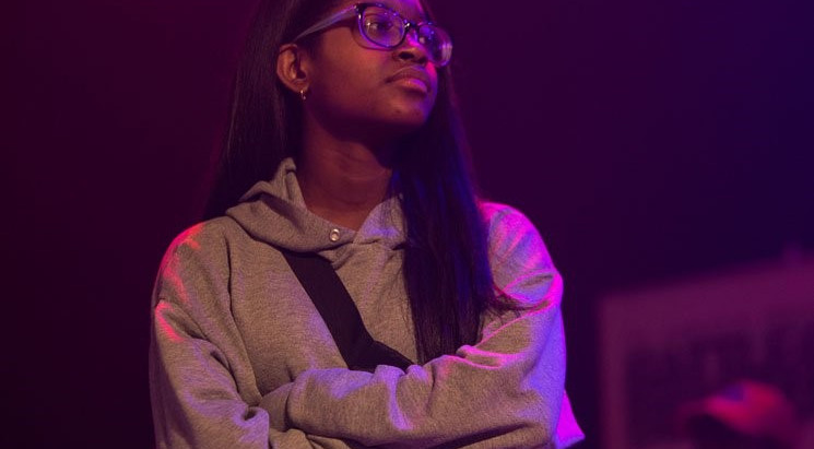 14-Year-Old Female Produces Hit Beat for Hip Hop Artist Dad, Sivion