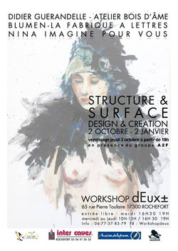 expo structure & surface
