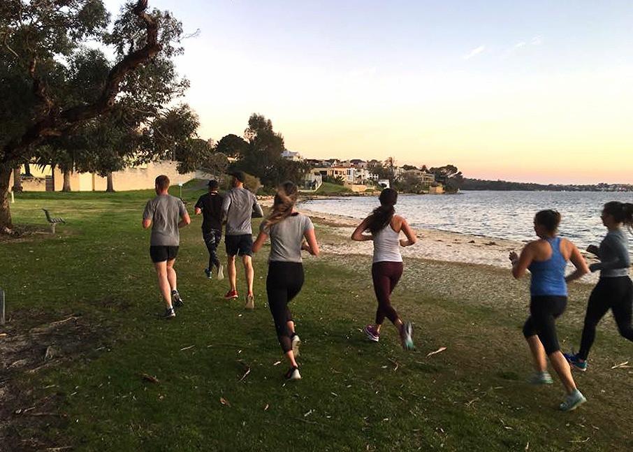 Perth Run Collective Claremont (5:45pm Thursdays)