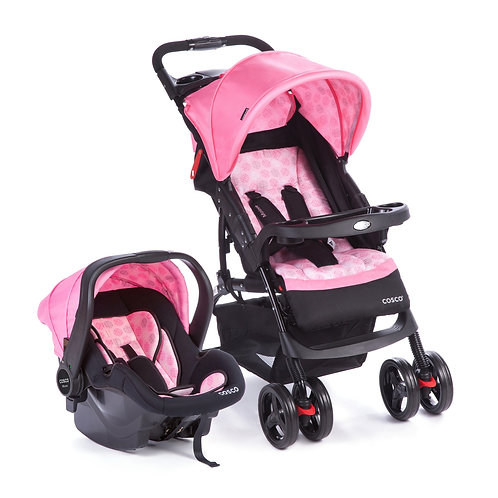 TRAVEL SYSTEM MOOVE DUO COSCO ROSA