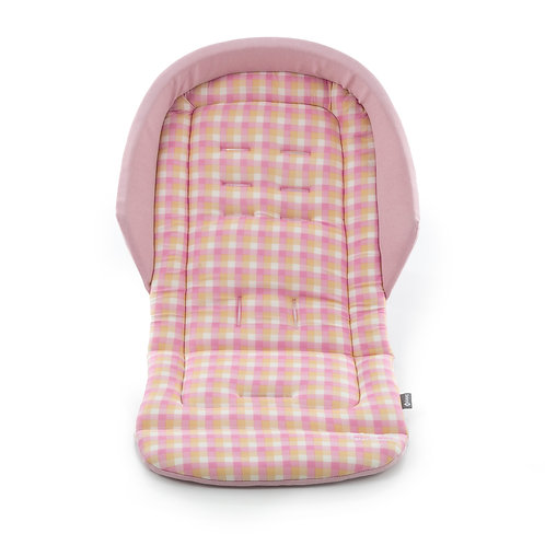 SAFE COMFORT SAFETY 1ST PLAID/PINK