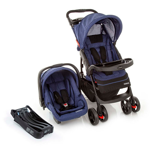 TRAVEL SYSTEM MOOVE 2.0 TRIO AZUL COSCO