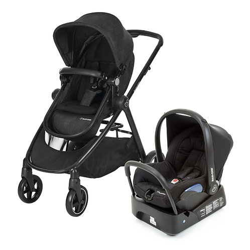 TRAVEL ANNA NOMAD BLACK MAXI-COSI