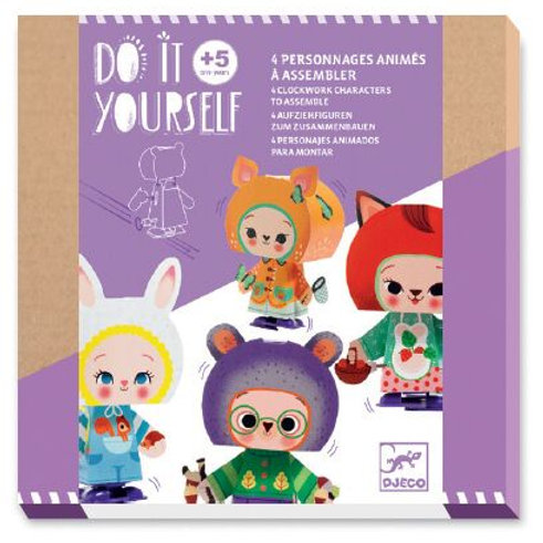 DO IT YOURSELF CRIATURAS ANIMADAS DJECO