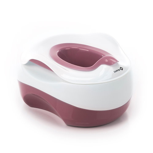 TRONINHO FLEX POTTY 3 IN 1 PINK SAFETY 1ST