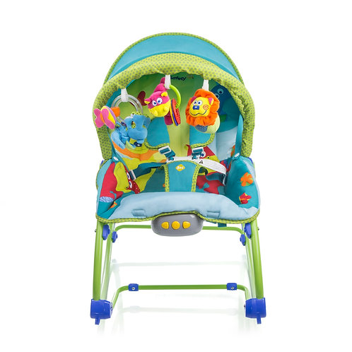 CADEIRA DE DESCANSO BOUNCER SUNSHINE BABY PET'S WORLD SAFETY 1ST