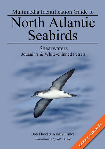 Identification Guide: Shearwaters (Book only)