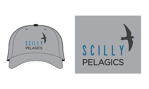 Scilly Pelagics baseball cap