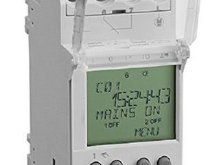 Manuel d'utilisation et guide : horloge digitale AEG 666350