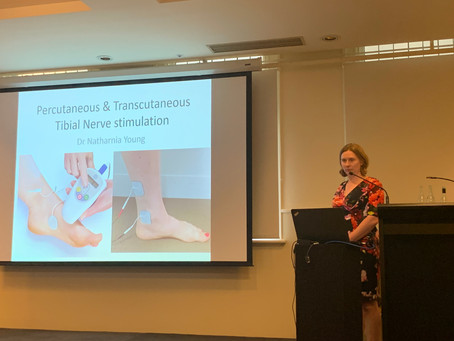 Percutaneous & Transcutaneous Tibial Nerve Stimulation Presentation (PTNS)