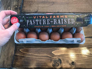 3 Reasons to Choose Pastured Eggs
