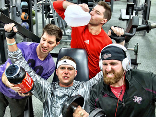 4 Reasons NOT to be Intimidated by the Gym