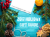 My Holiday Gift Guide 2017