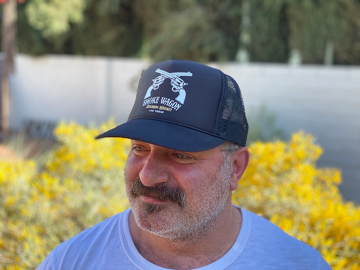 Smoke Wagon Trucker Hat
