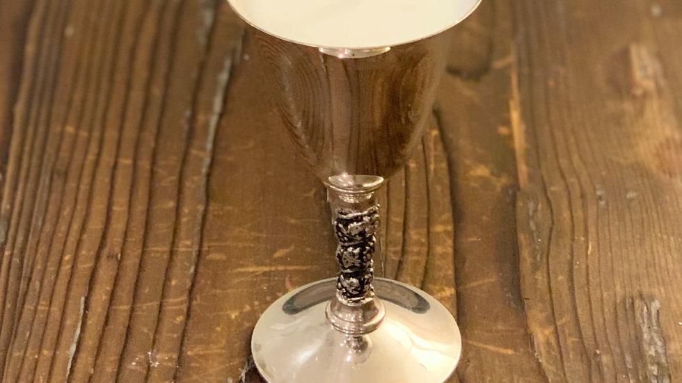 Vintage Spanish Silver Goblet