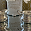Thumbnail: Vintage Silver Cream and Sugar Set - Mimosa & Mandarin