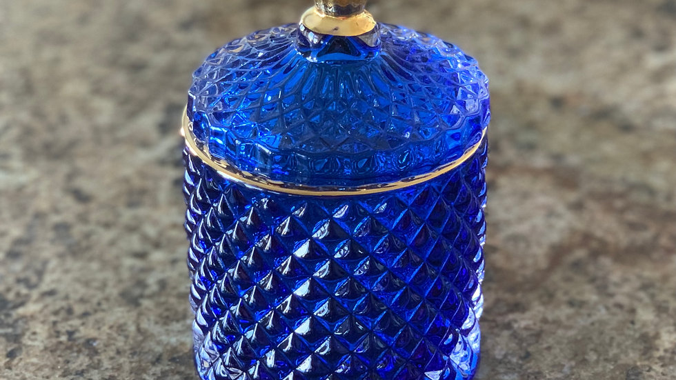 Moulin Rouge Candle - Royal