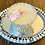 Thumbnail: Vintage Jello Mold made in Portugal, 5 wick - Fig Tree