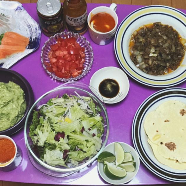 メキシカン食卓