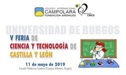 V Feria de Ciencia y Tecnología de Castilla y León