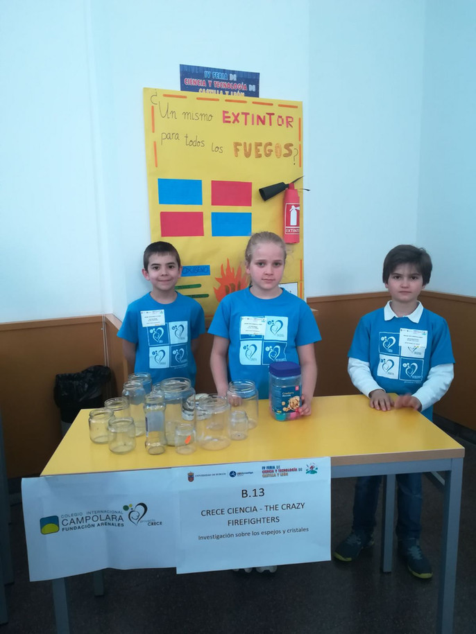 IV Feria de Ciencia y Tecnología