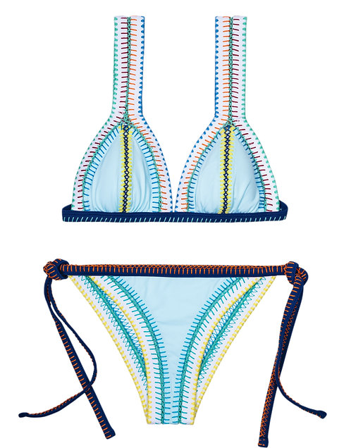 PACIFIC SHORE SIDE TIE SET
