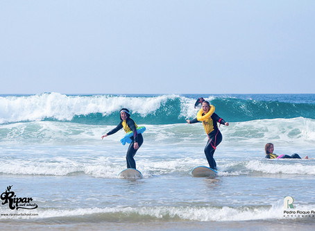 For us, the best surfer is the one having most fun!