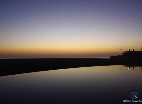 Praia da Areia Branca: stairway to heaven!