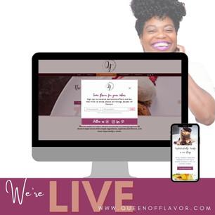 Queen of Flavor Website.jpg