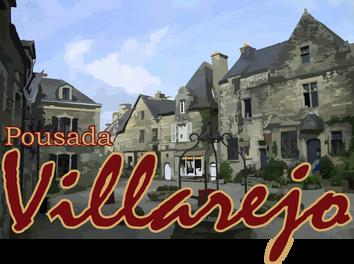 Logo da Pousada Villarejo