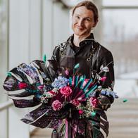Galaxy Handheld Bouquet