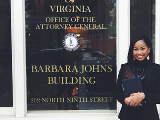 Visited the Commonwealth of Virginia's Attorney General!