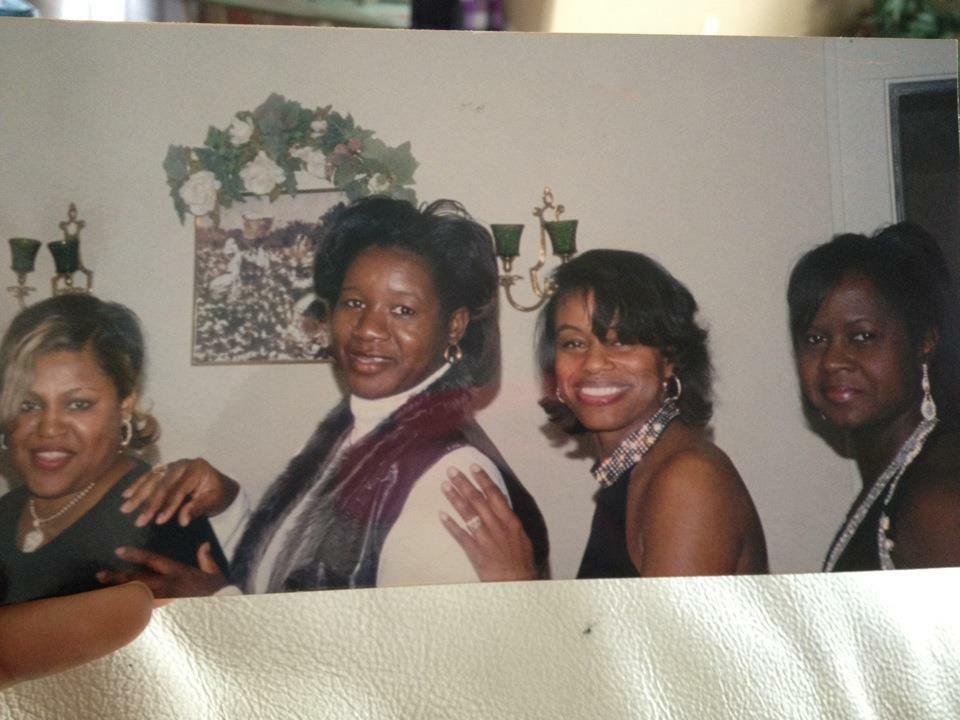My mom & her best friends killin' it