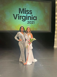 Miss Virginia pageant 2021