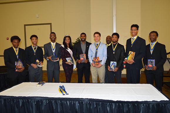 The New Chesapeake Men For Progress 10th Annual Scholarship Breakfast