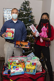 Operation PEACE 14th Annual Toy Drive