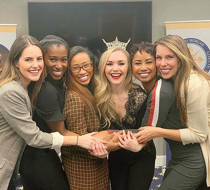 Miss District of Columbia 2019 Sendoff Reception