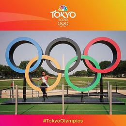 Let's go TEAM USA #RingAcrossAmerica #TokyoOlympics