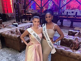 Miss District of Columbia's Outstanding Teen, Jade Ridout, Sendoff Party