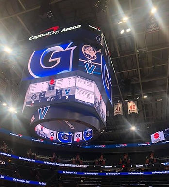 Georgetown VS Villanova
