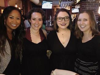 Hollins sisterhood is forever!