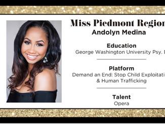 Miss Virginia People's Choice Video
