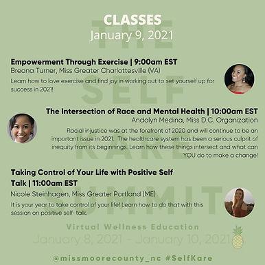 Mental Health/Self Kare Summit