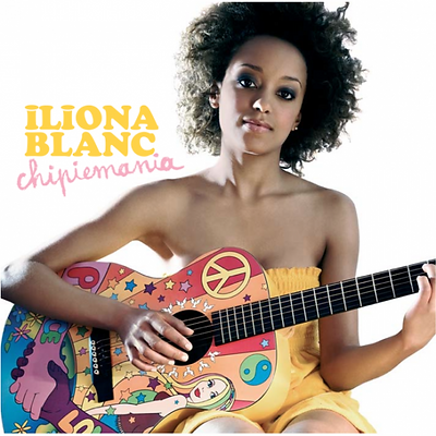 Iliona Blanc, iliona, blanc, french kiss, chipiemania,  french singer songwriter, french actress, carte postale, iliona blanc goldfingers