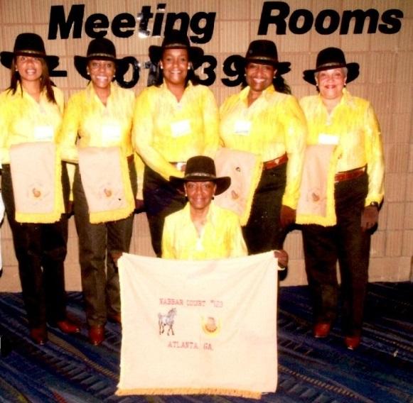 New Orleans_Equestrienne Team