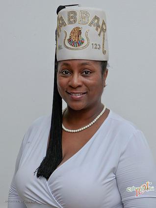 1st Lt Commandress – Dt. Treasa Dumas-Jackson