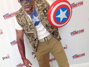 Captain America Cosplay Article