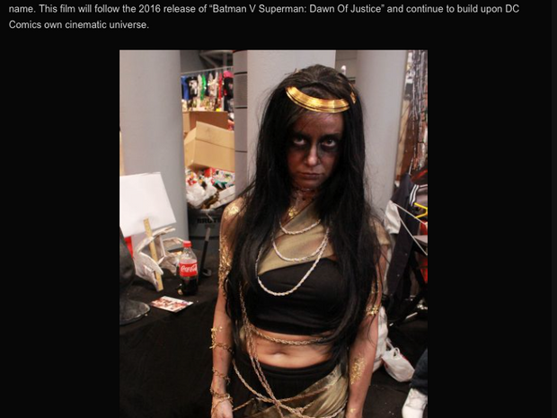 Comic Con 2015-Piercing Metal Coverage