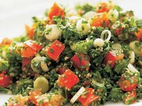 Power-Packed Mediterranean Bulgur Tabbouleh Recipe
